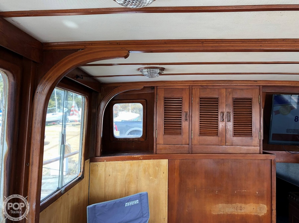 1979 Marine Trader boat for sale, model of the boat is 37 Double Cabin & Image # 35 of 40