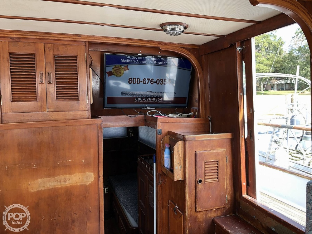 1979 Marine Trader boat for sale, model of the boat is 37 Double Cabin & Image # 36 of 40