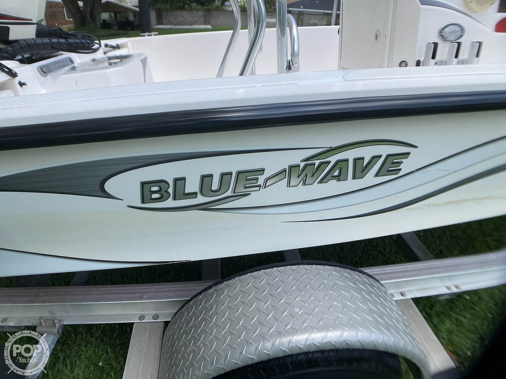 2015 Blue Wave boat for sale, model of the boat is 1900 STL & Image # 27 of 40