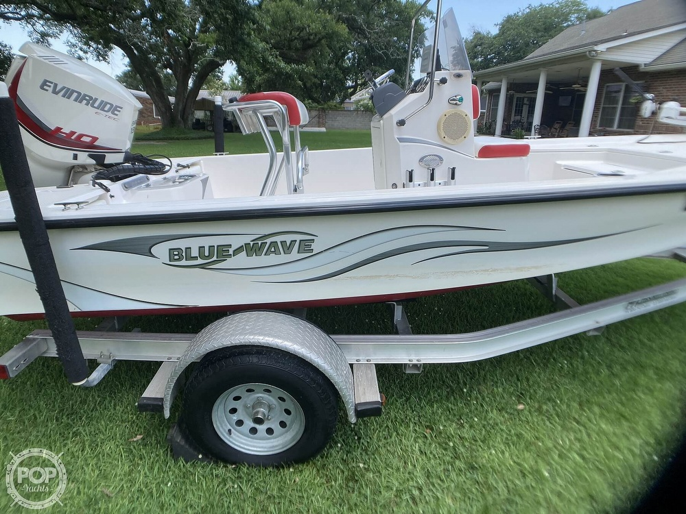 2015 Blue Wave boat for sale, model of the boat is 1900 STL & Image # 28 of 40