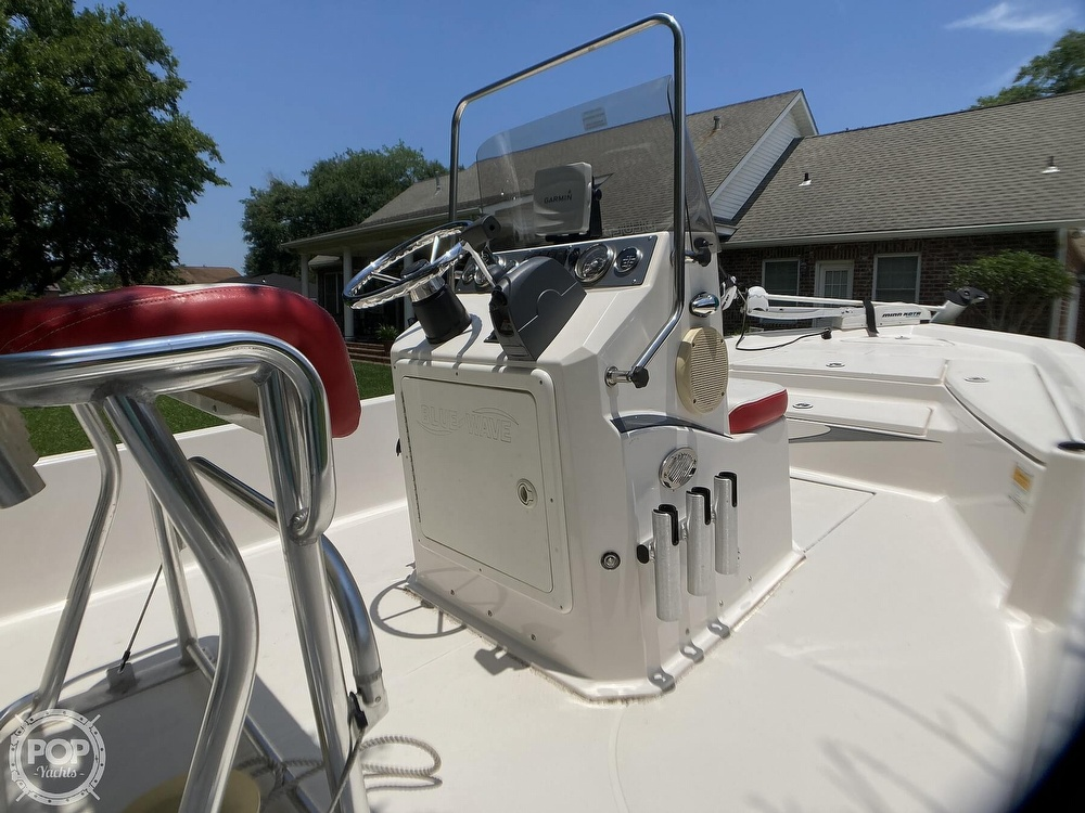 2015 Blue Wave boat for sale, model of the boat is 1900 STL & Image # 2 of 40