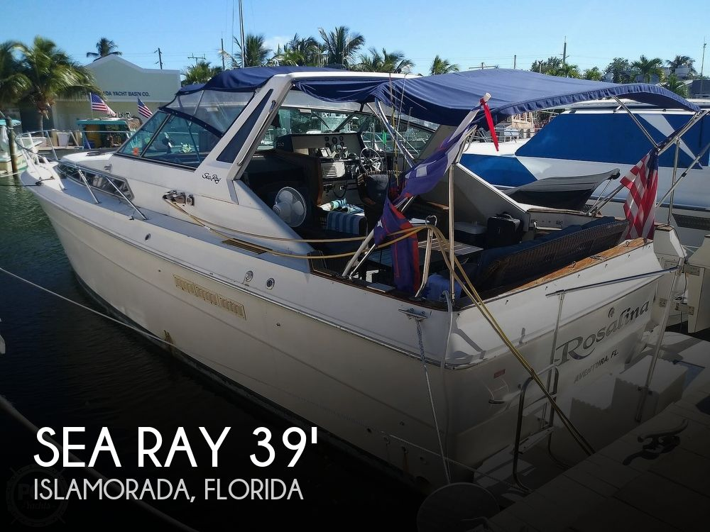 Used Sea Ray 380 Boats For Sale by owner | 1985 Sea Ray 380