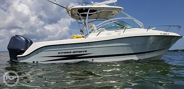 2006 Hydra-Sports boat for sale, model of the boat is 2500 VX Vector Express & Image # 20 of 40