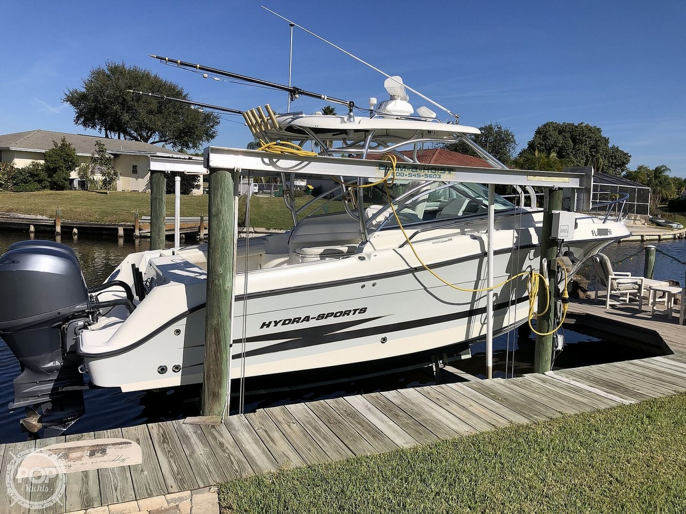 2006 Hydra-Sports boat for sale, model of the boat is 2500 VX Vector Express & Image # 26 of 40