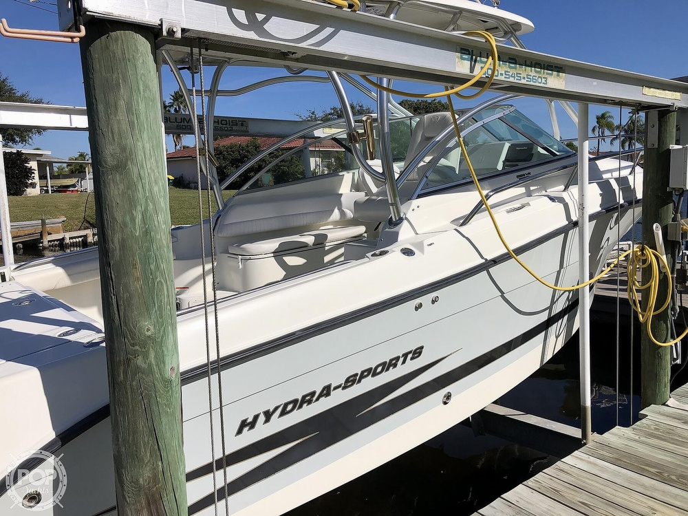 2006 Hydra-Sports boat for sale, model of the boat is 2500 VX Vector Express & Image # 23 of 40