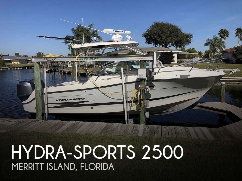 2006 Hydra-Sports boat for sale, model of the boat is 2500 VX Vector Express & Image # 1 of 40