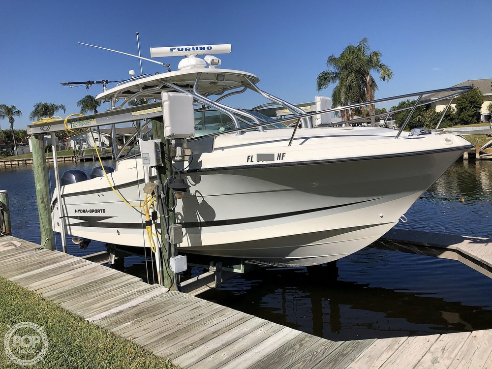 2006 Hydra-Sports boat for sale, model of the boat is 2500 VX Vector Express & Image # 2 of 40