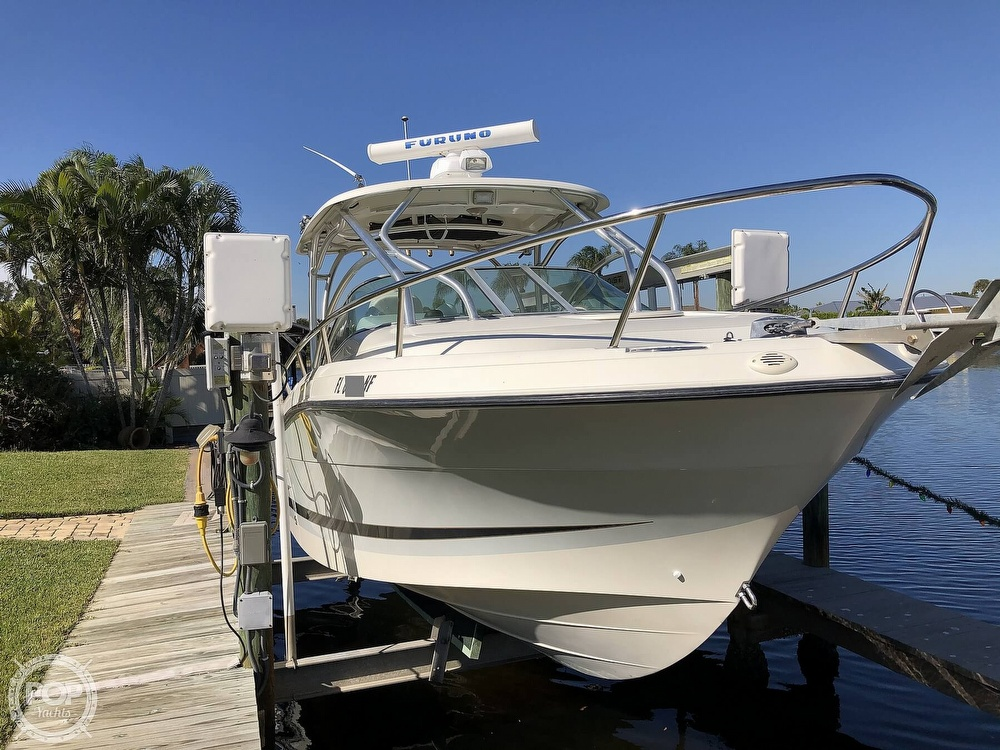 2006 Hydra-Sports boat for sale, model of the boat is 2500 VX Vector Express & Image # 24 of 40