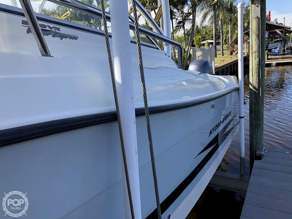 2006 Hydra-Sports boat for sale, model of the boat is 2500 VX Vector Express & Image # 32 of 40