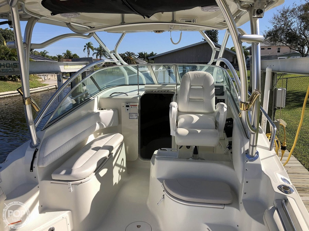 2006 Hydra-Sports boat for sale, model of the boat is 2500 VX Vector Express & Image # 3 of 40