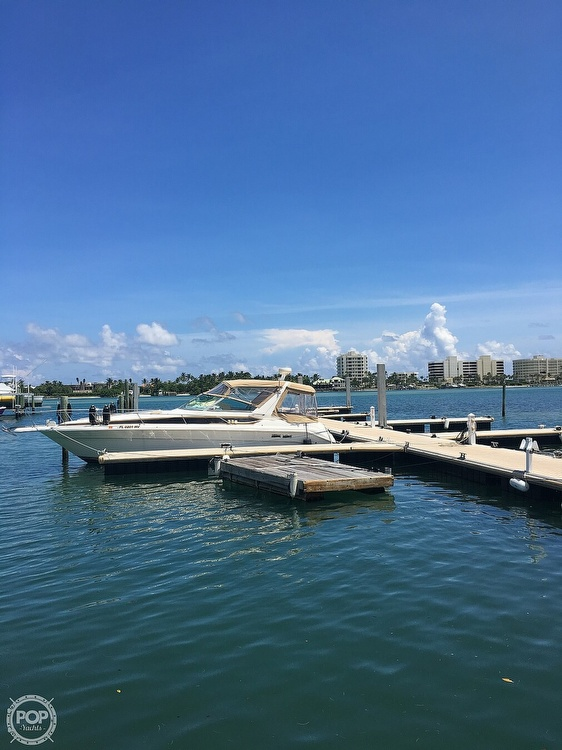 1992 Sea Ray boat for sale, model of the boat is 330 & Image # 2 of 41