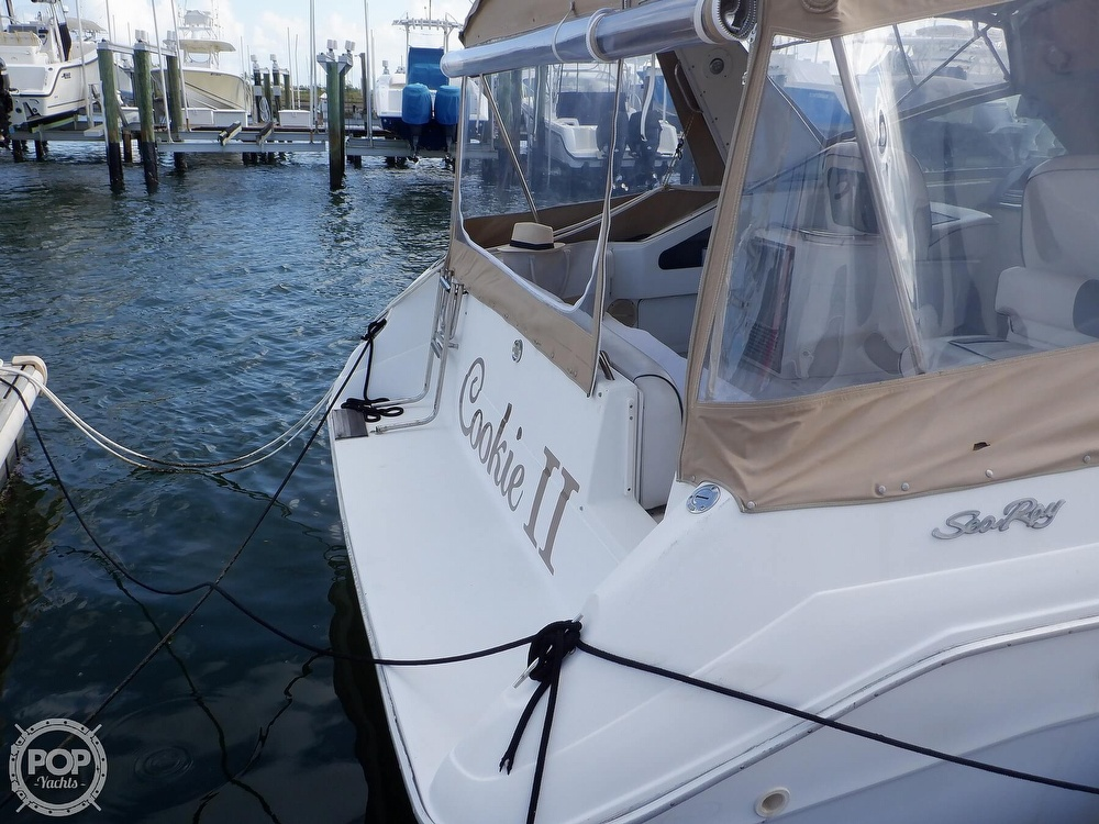 1992 Sea Ray boat for sale, model of the boat is 330 & Image # 17 of 41