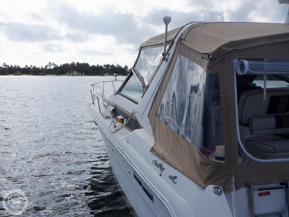 1992 Sea Ray boat for sale, model of the boat is 330 & Image # 19 of 41