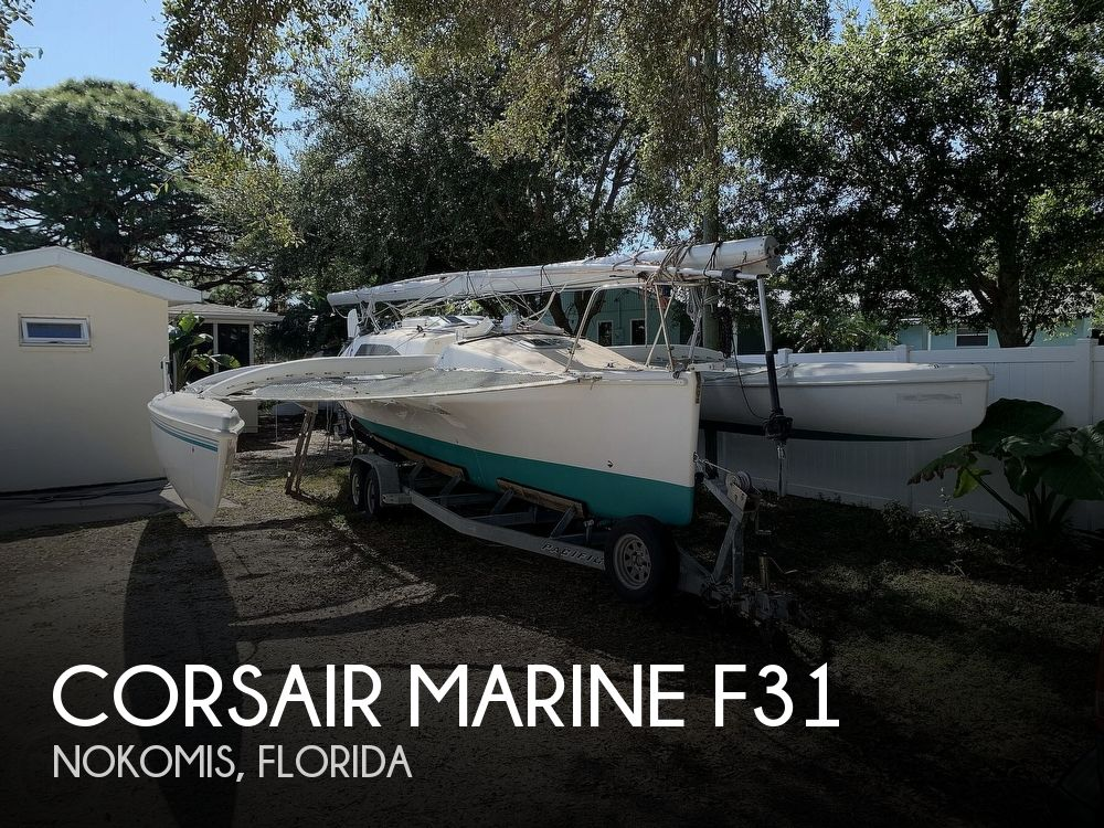 Used Sailboats For Sale in Cape Coral, Florida by owner | 1997 Corsair Marine F31