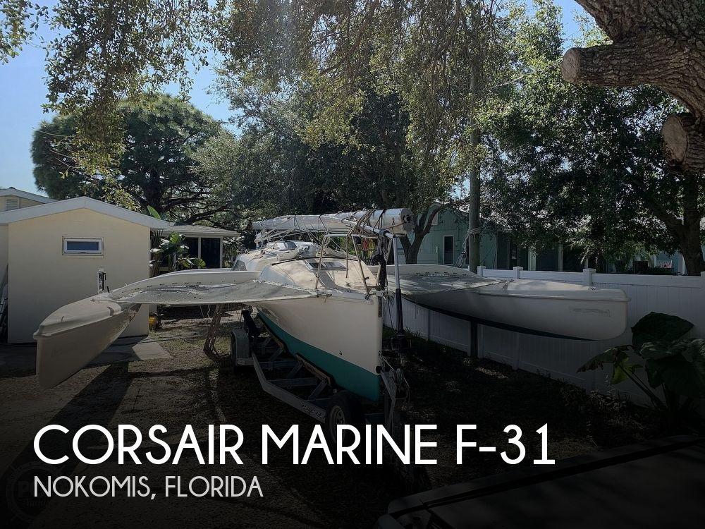 1997 Corsair Marine F-31
