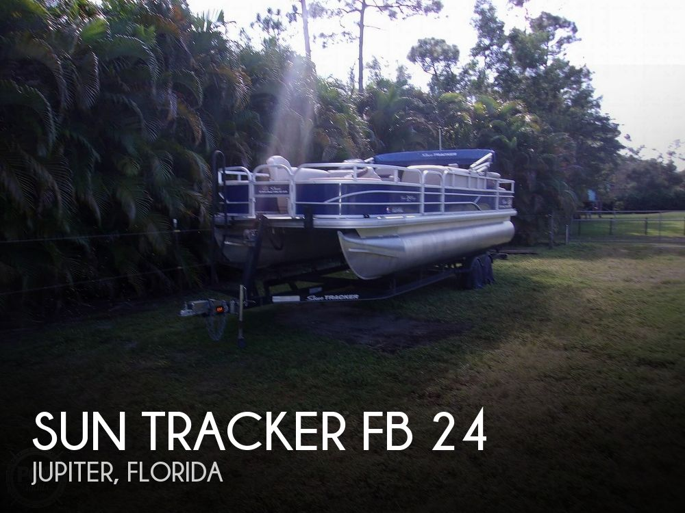 2017 Sun Tracker boat for sale, model of the boat is FB 24 & Image # 1 of 41