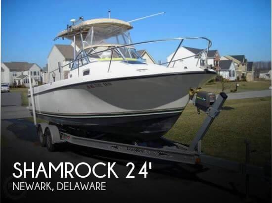shamrock лодка