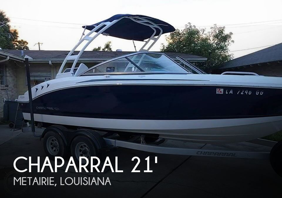 Used Chaparral 20 Boats For Sale by owner | 2016 Chaparral H20 Sport 21