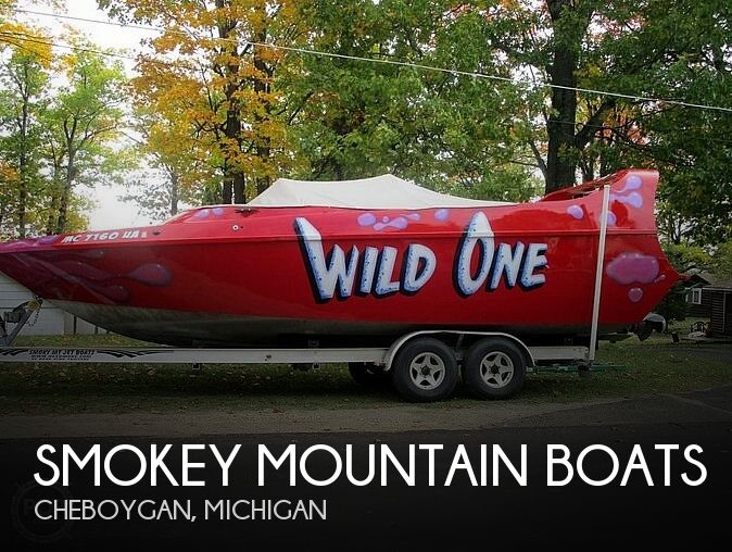 Used Boats For Sale in Michigan by owner | 2012 Smokey Mountain Boats 30