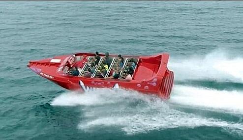 2012 Smokey Mountain Boats 30 - image 6