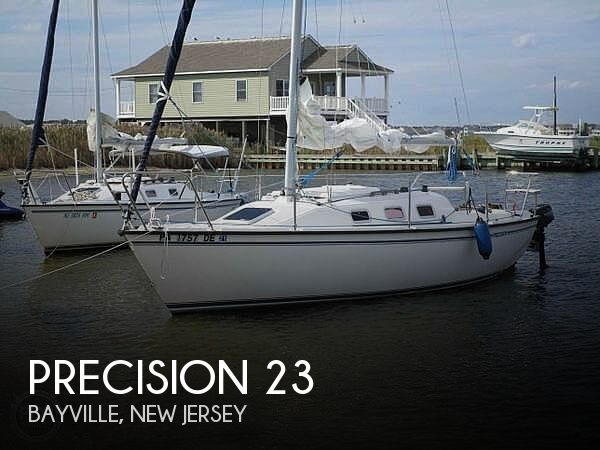 Used Precision Boats For Sale by owner | 2005 Precision 23
