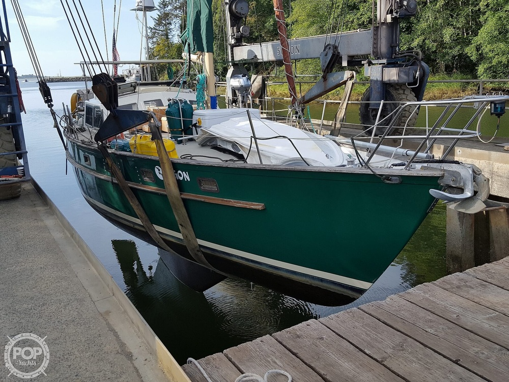 1983 Pan Oceanic boat for sale, model of the boat is 38 & Image # 12 of 13