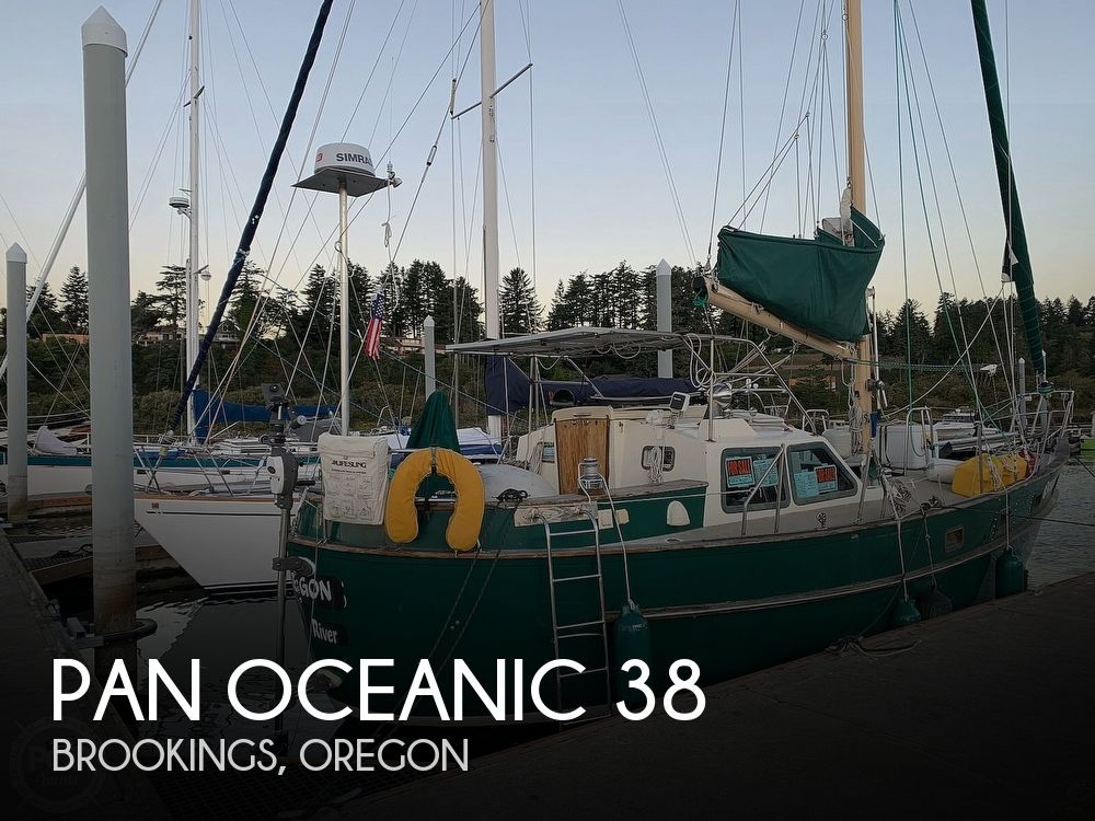1983 Pan Oceanic boat for sale, model of the boat is 38 & Image # 1 of 13