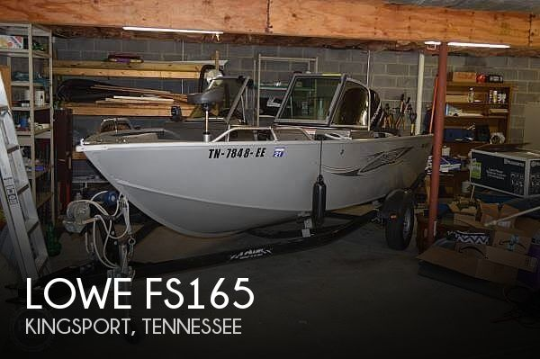 Used Fishing boats For Sale in Kingsport, Tennessee by owner | 2013 Lowe 165 FS