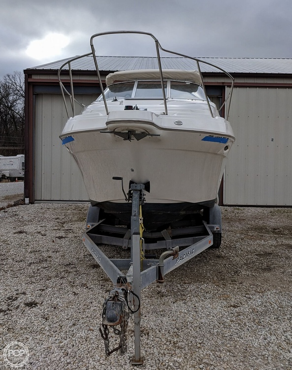 2001 Maxum boat for sale, model of the boat is 2400 SCR & Image # 11 of 40