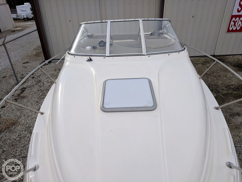 2001 Maxum boat for sale, model of the boat is 2400 SCR & Image # 16 of 40