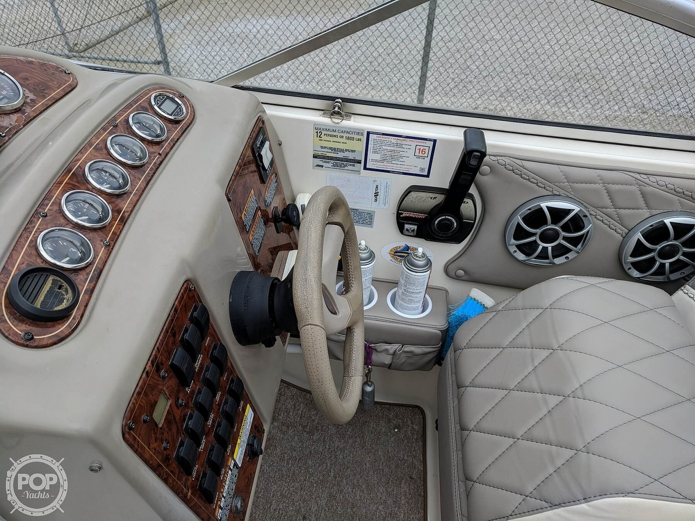 2001 Maxum boat for sale, model of the boat is 2400 SCR & Image # 18 of 40