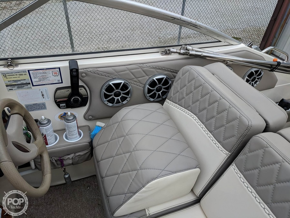 2001 Maxum boat for sale, model of the boat is 2400 SCR & Image # 19 of 40