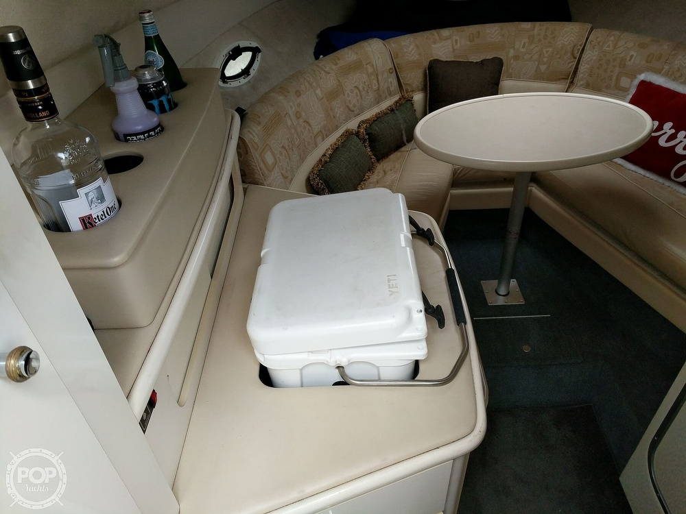 2001 Maxum boat for sale, model of the boat is 2400 SCR & Image # 24 of 40