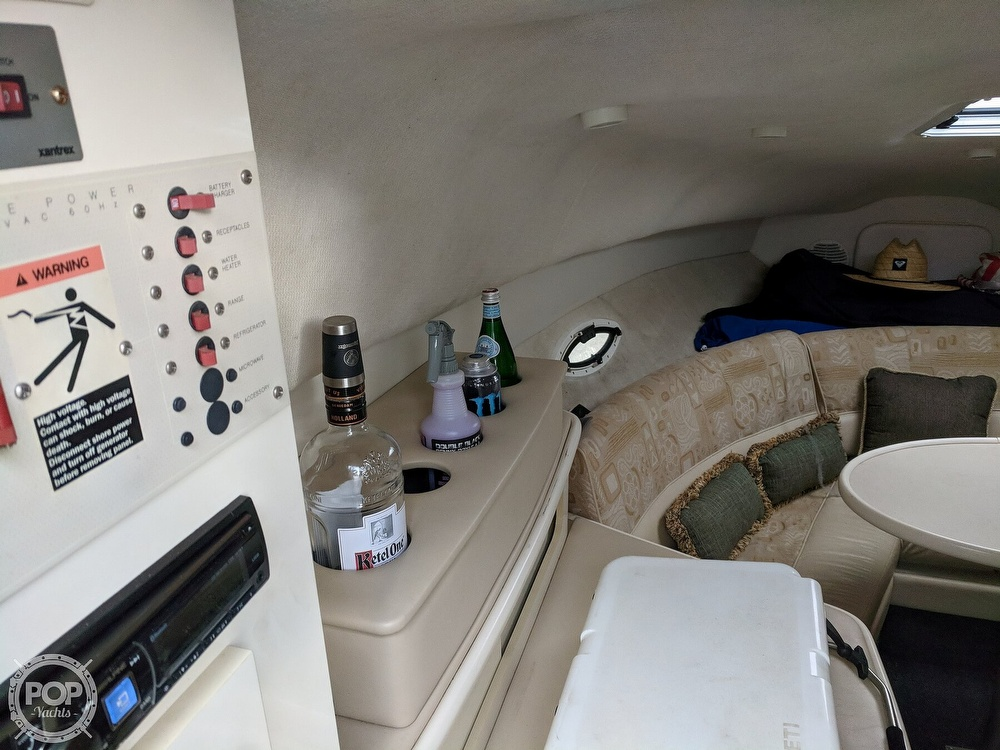 2001 Maxum boat for sale, model of the boat is 2400 SCR & Image # 25 of 40