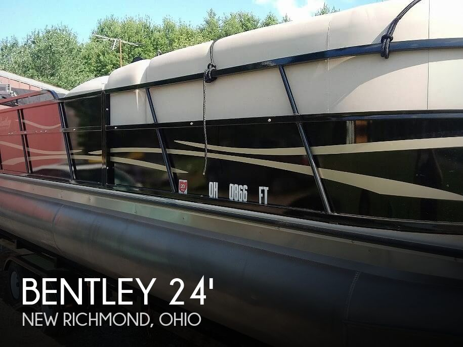 Used BENTLEY Pontoon Boats For Sale by owner | 2017 Bentley 240 SE Cruise
