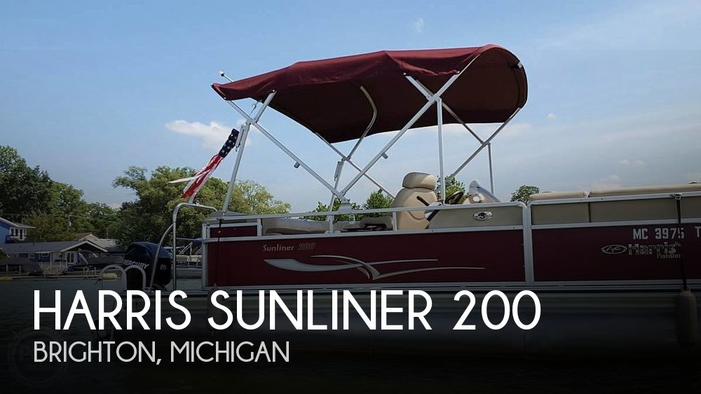 Used Harris Pontoon Boats For Sale by owner | 2011 Harris 20