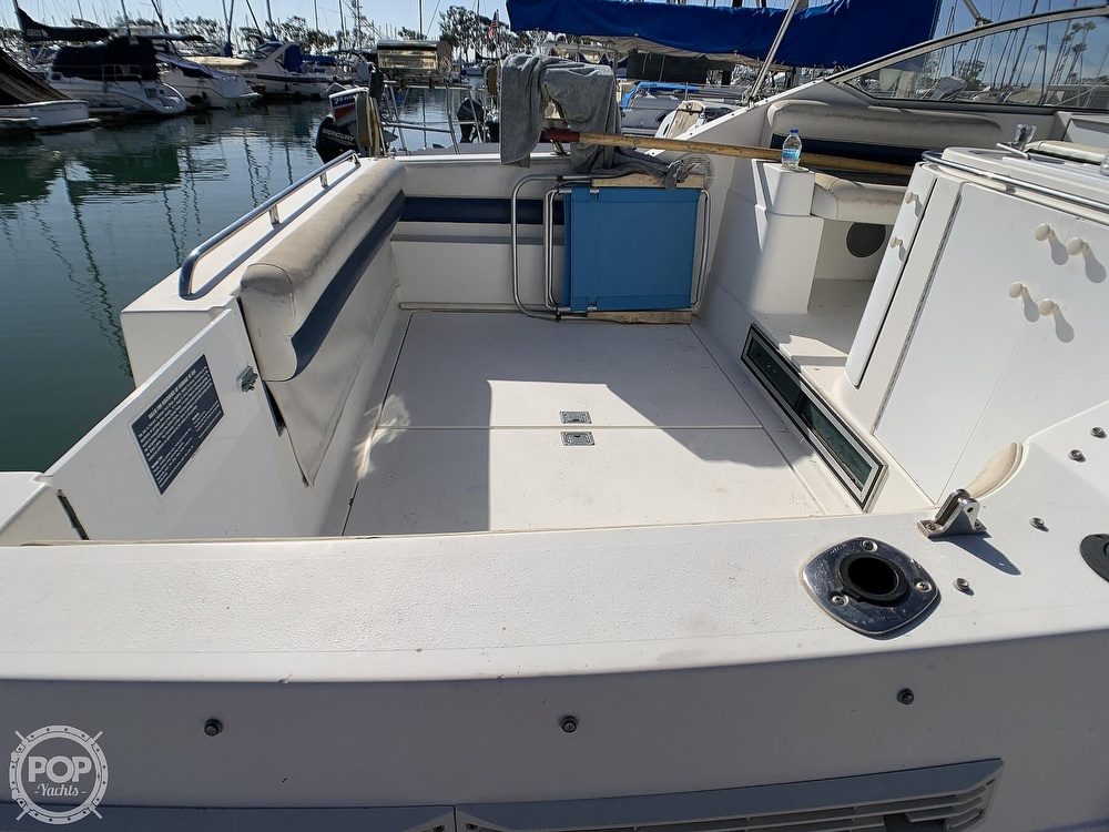 1994 Monterey boat for sale, model of the boat is 265 Cruiser & Image # 30 of 40