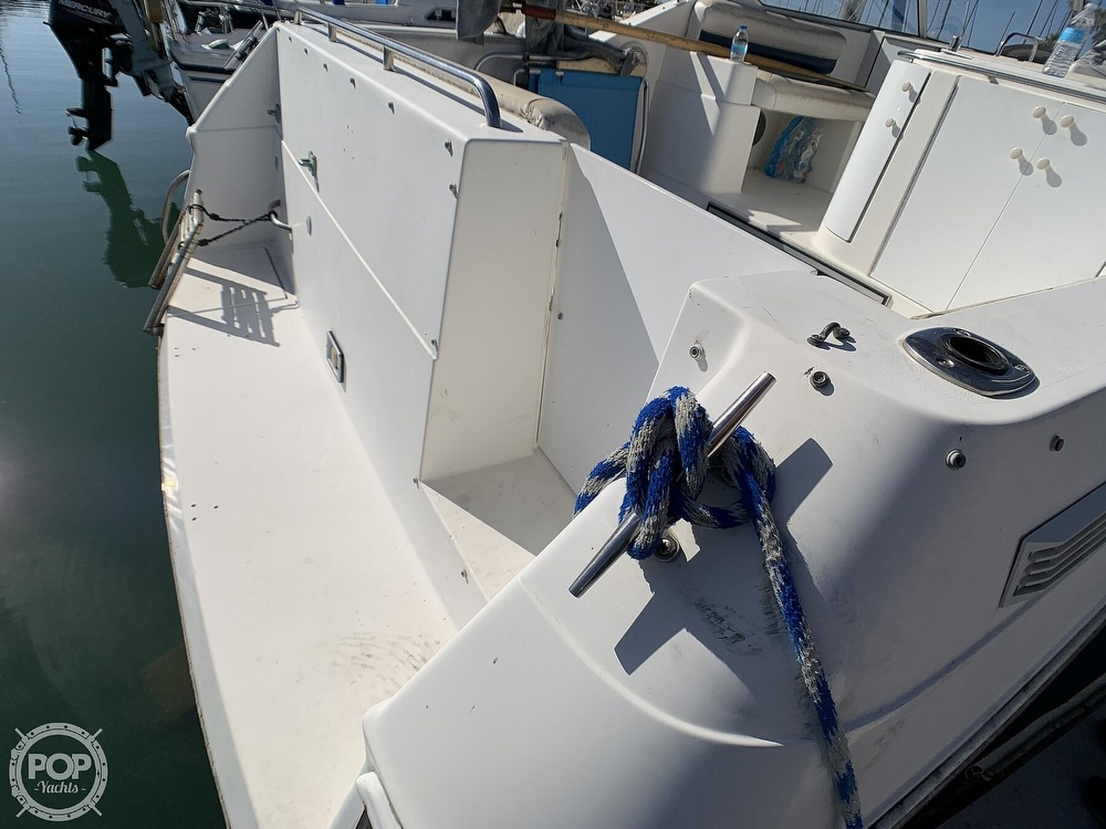 1994 Monterey boat for sale, model of the boat is 265 Cruiser & Image # 29 of 40