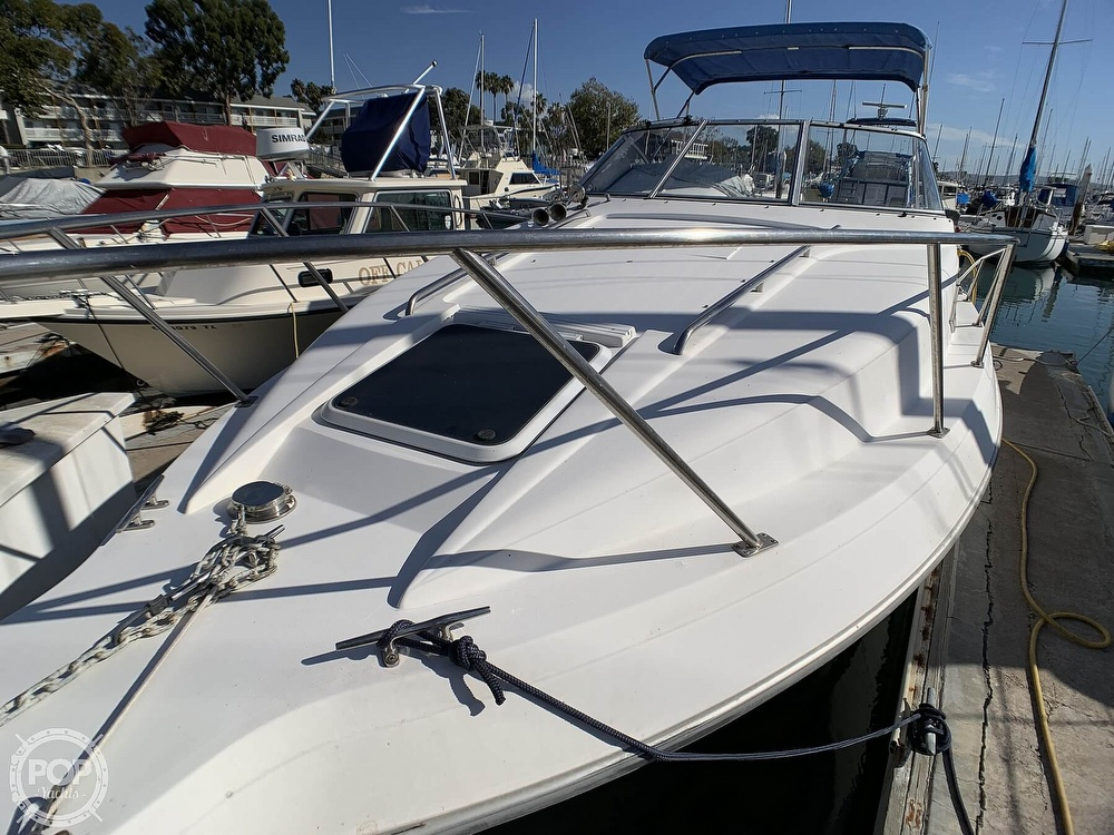 1994 Monterey boat for sale, model of the boat is 265 Cruiser & Image # 7 of 40