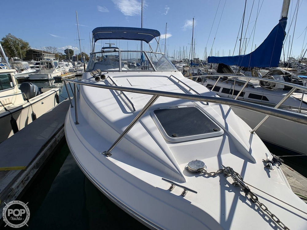 1994 Monterey boat for sale, model of the boat is 265 Cruiser & Image # 16 of 40