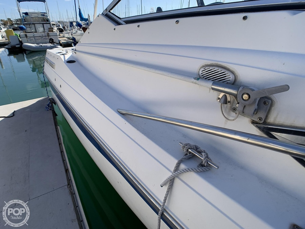 1994 Monterey boat for sale, model of the boat is 265 Cruiser & Image # 22 of 40