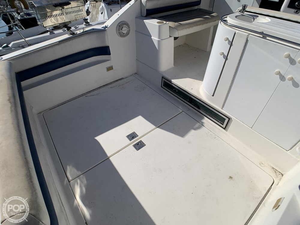 1994 Monterey boat for sale, model of the boat is 265 Cruiser & Image # 28 of 40