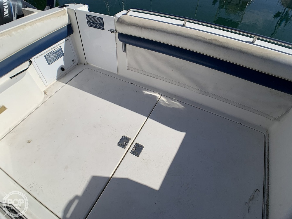 1994 Monterey boat for sale, model of the boat is 265 Cruiser & Image # 31 of 40