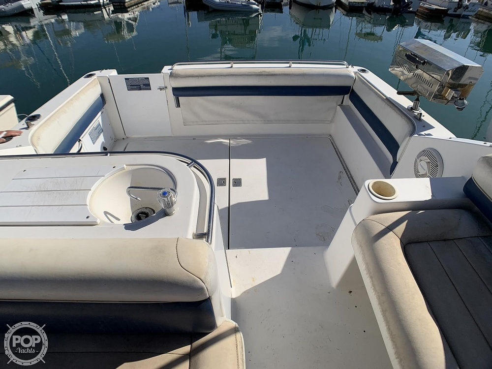 1994 Monterey boat for sale, model of the boat is 265 Cruiser & Image # 36 of 40