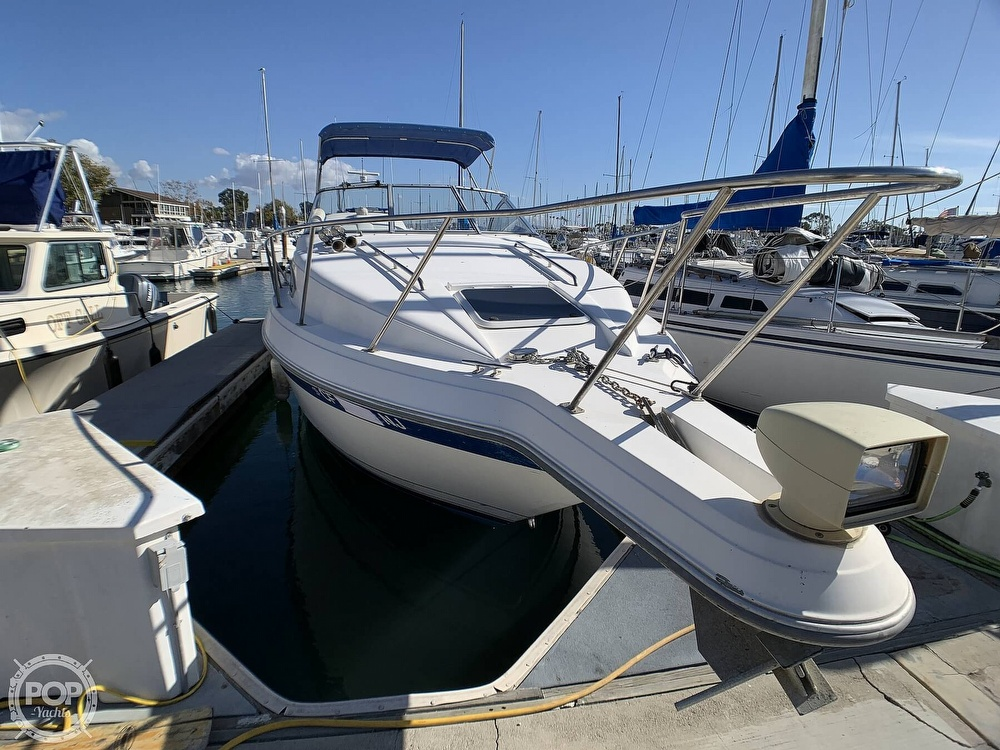 1994 Monterey boat for sale, model of the boat is 265 Cruiser & Image # 14 of 40