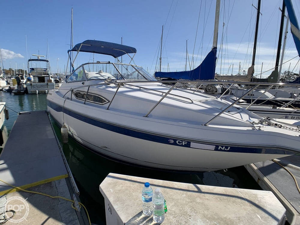 1994 Monterey boat for sale, model of the boat is 265 Cruiser & Image # 18 of 40