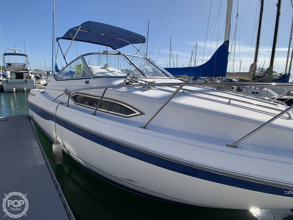 1994 Monterey boat for sale, model of the boat is 265 Cruiser & Image # 19 of 40