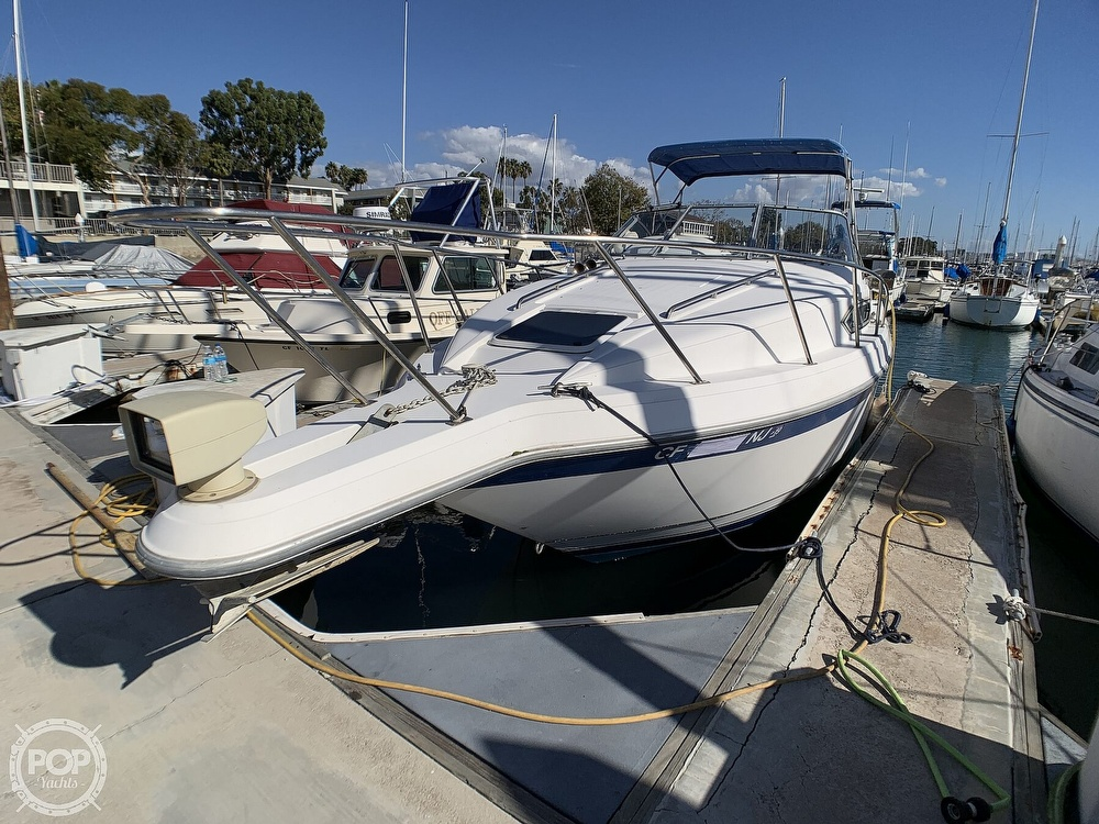 1994 Monterey boat for sale, model of the boat is 265 Cruiser & Image # 4 of 40