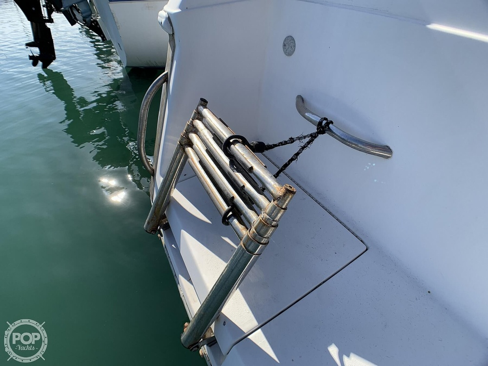 1994 Monterey boat for sale, model of the boat is 265 Cruiser & Image # 25 of 40