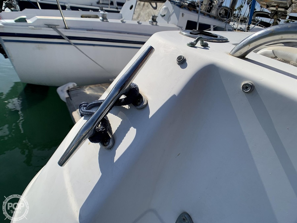 1994 Monterey boat for sale, model of the boat is 265 Cruiser & Image # 26 of 40